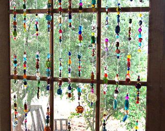 Gallery Rainbow Spiral Sun Catcher Glass Bead Wind Spinner   Bohemian Hanging Beaded Suncatcher For Windows  Nurse Gift Idea   Teacher Gift Under 50 is free HD wallpaper.