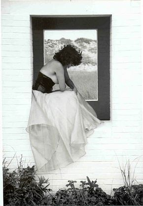 Debranne Cingari, Marilyn at Rest, 2000, Ed.1/10, silver gelatin photograph, 30 X 20 inches