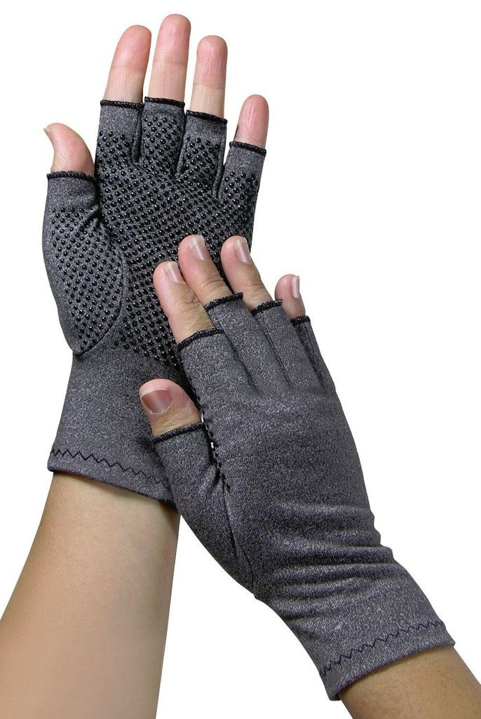 Arthritis Gloves Compression Unisex Grips Blood Circulation Cotton Lycra Breath