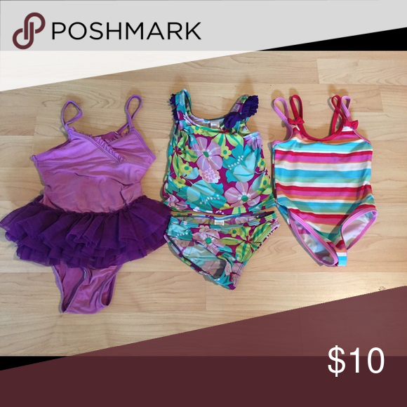 4407b645c0d32 Girls Swimsuits Bundle