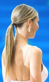 Photo of Celebrities embrace sleek straight and frizz-free summer hair  HELLO! Canada ##B…