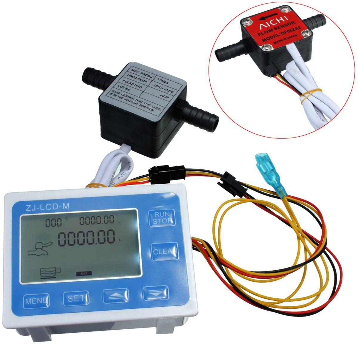 high precision liquid gear sensor lcd digital fow meter quantitativehigh precision liquid gear sensor lcd digital fow meter quantitative control