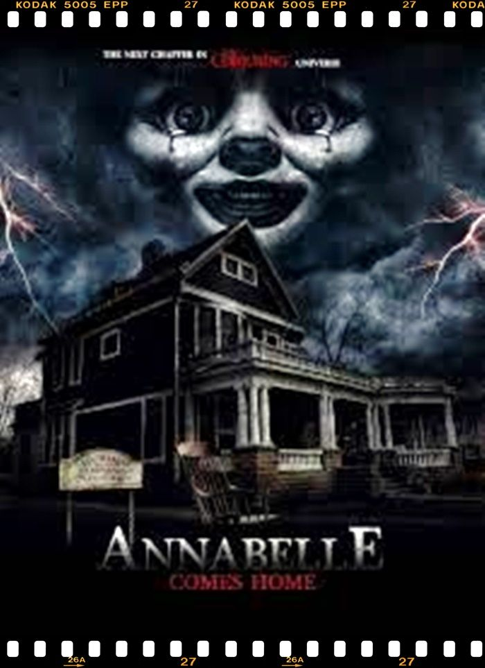 Ver Annabelle Vuelve A Casa 2019 Pelicula Completa En Espanol Full Hd 1080p Scary Movies To Watch Horror Movie Posters Scary Movies