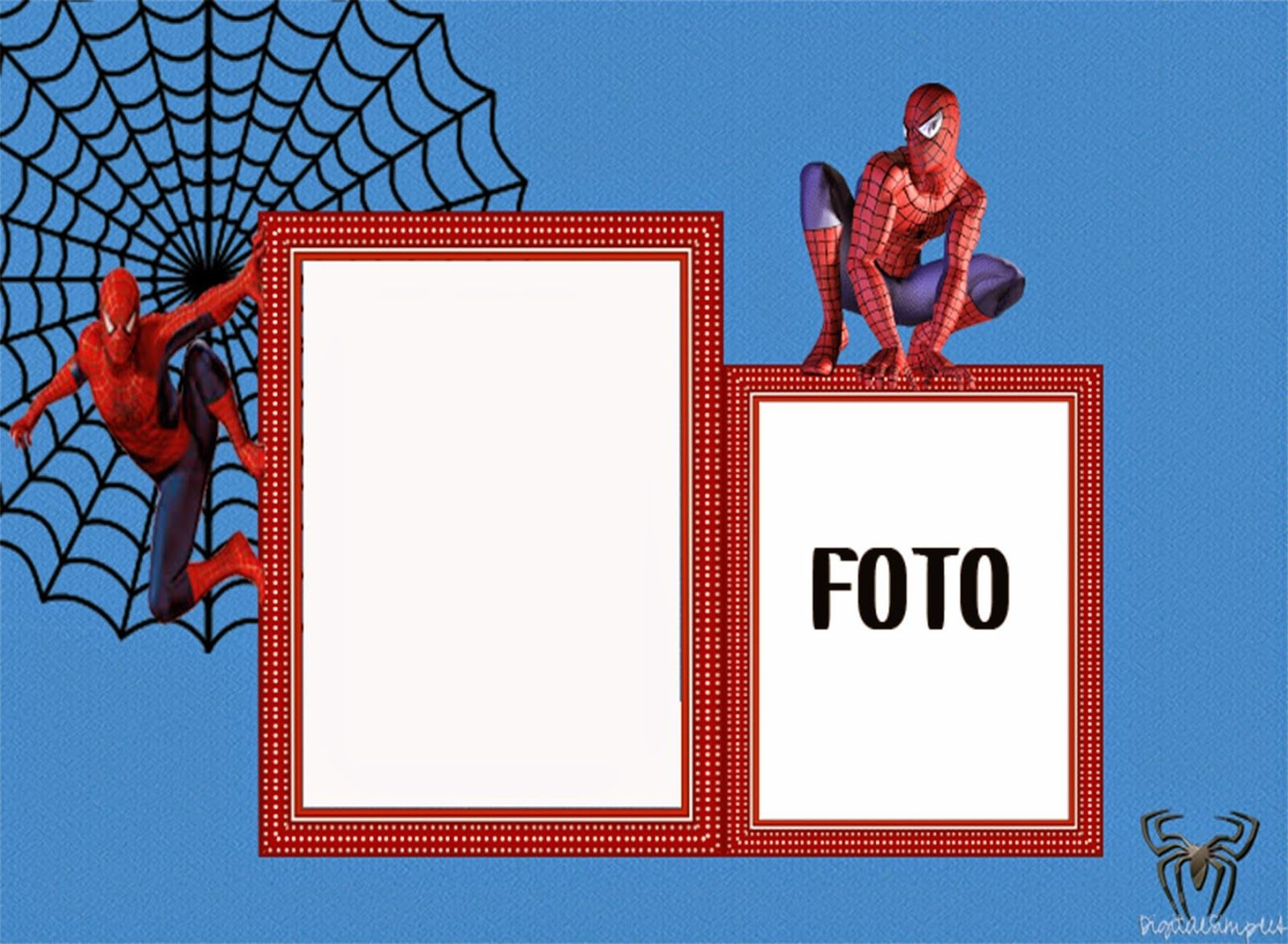 Spiderman invitaciones para imprimir gratis renan pinterest nice spiderman free printable invitations for your spiderman or superheroes party you can use this free printables for making bookmarktalkfo Gallery