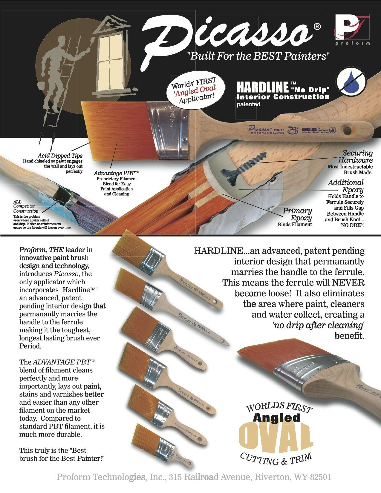 Picasso Paint Brush When You Shop A Design Center You Get