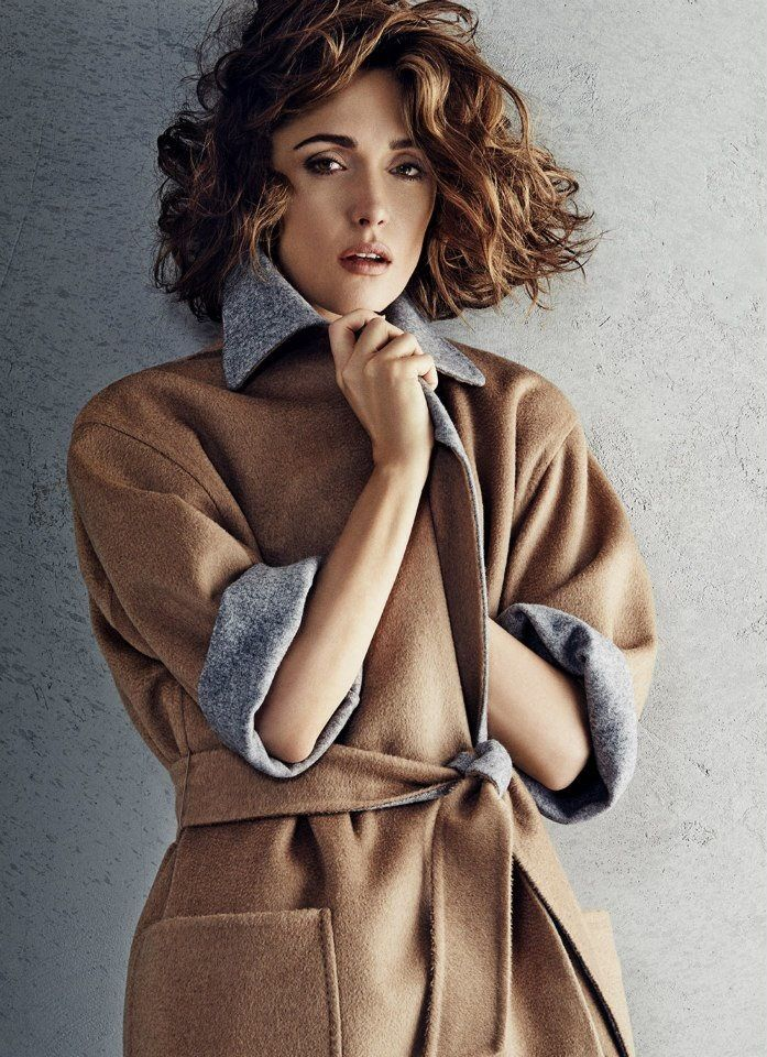 rose byrne max mara photos3 Rose Byrne Stuns in New Styles for Max Mara Shoot