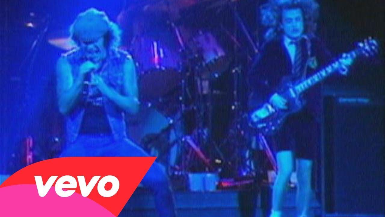 AC/DC - Back in Black (Live, Houston Summit 1983) (ღ˘⌣˘ღ) ♫・*:.。. .。.:*・