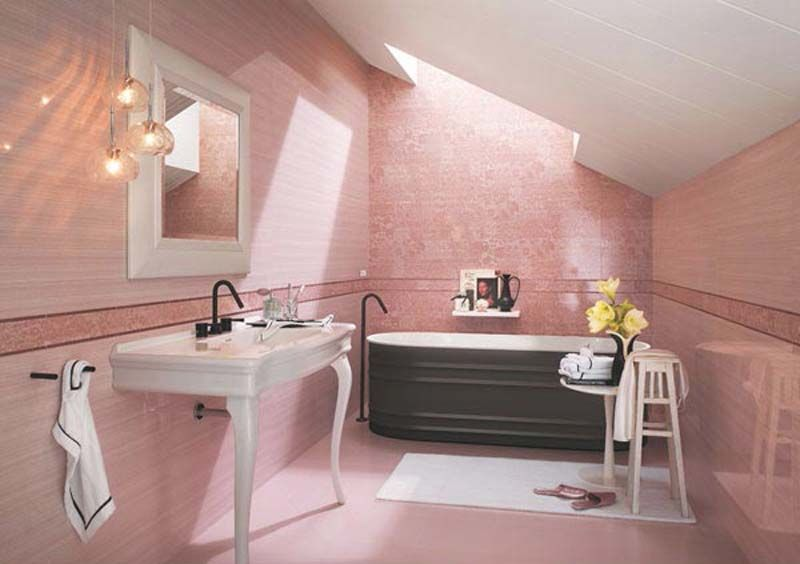 15 Bathroom Interior Design Ideas Bathroom Design Layout Bathroom Interior Pink Bathroom Tiles