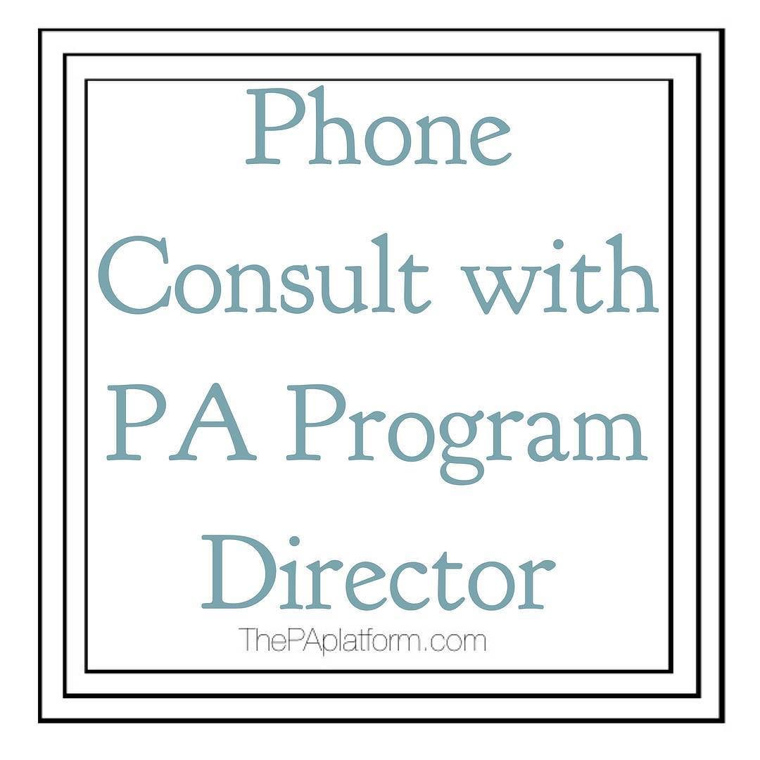South College Pa Program >> Now Available Exclusively On The Pa Platform Dr Ken