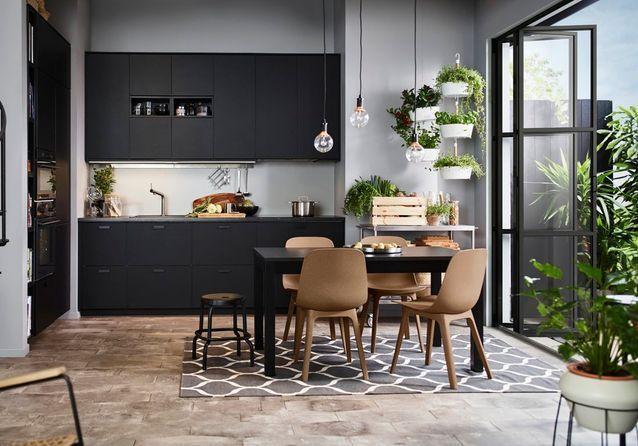 Cuisine Ikea Nos Modeles De Cuisines Preferes Elle Decoration