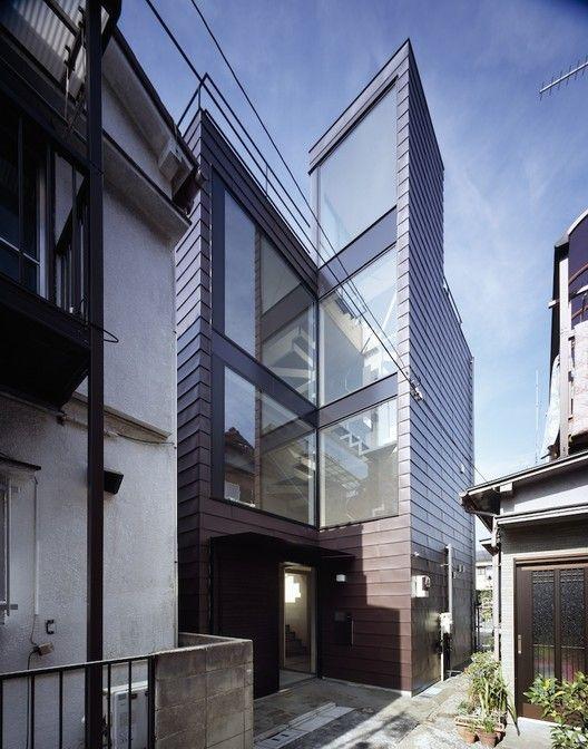 Alley masao nishikawa also gallery of apollo architects  associates inter design rh za pinterest