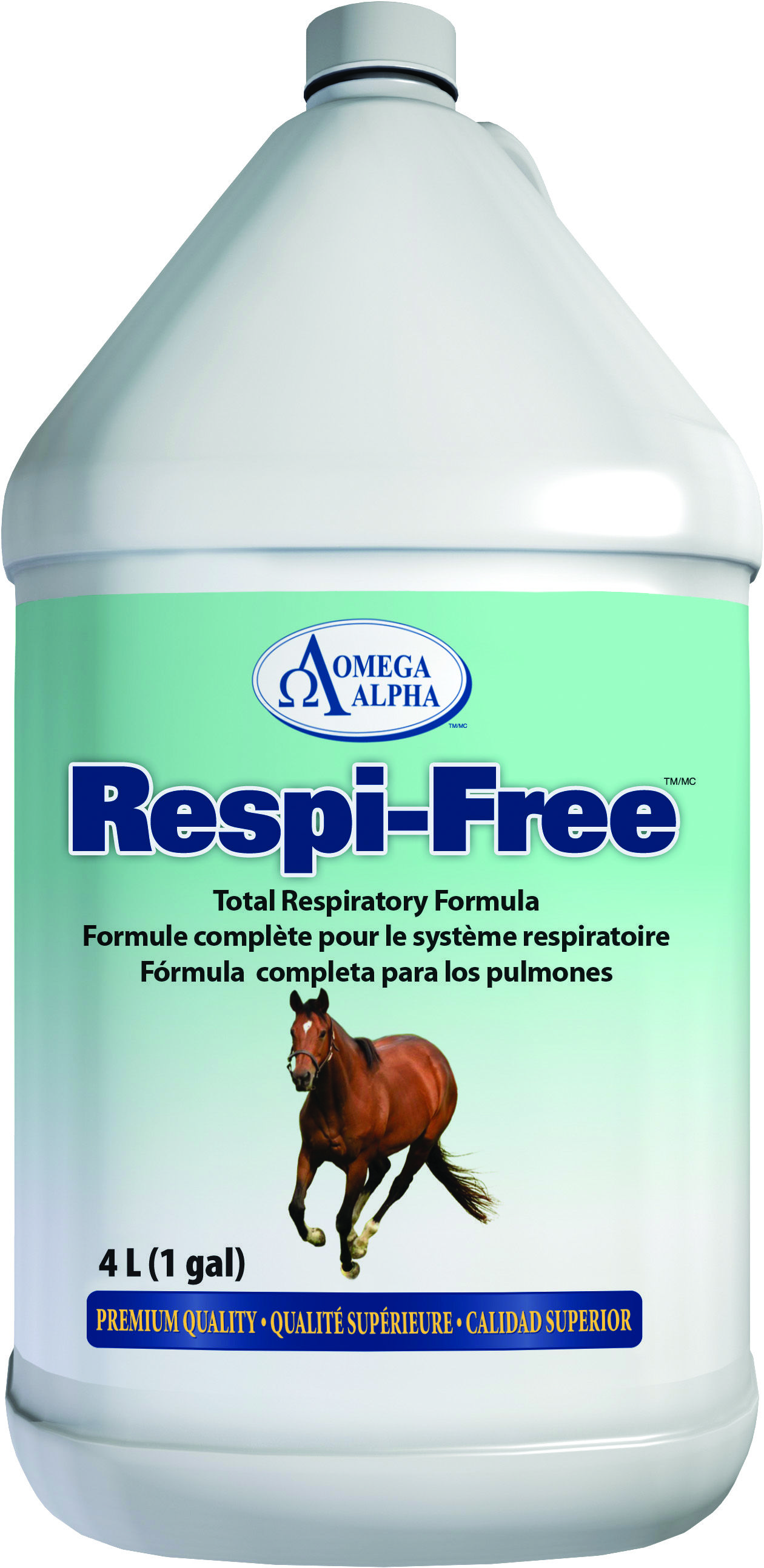Respi Free Is A Combination Of Three Omega Alpha Products Lung Flush Expectorant Airwaves Bronchial Dilat Equine Nutrition Horse Health How To Stay Healthy