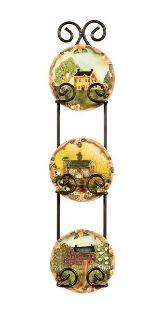 Primitive Plates Wall Plate Holder | Wall decor | Pinterest ...
