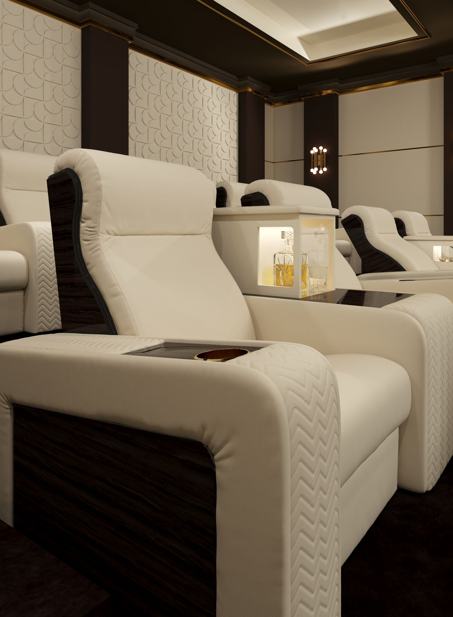 Cinema Seating Onassis Home Cinema Room Home Theater Seating Home Theater Design