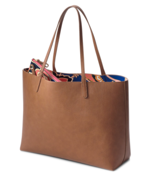 Women S Reversible Print Tote These Aren T Your Average Backpacks And Totes They Re Stylish Enough To Use On Days Off Too