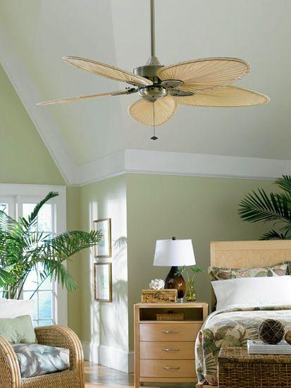 Fanimation Fp7500rsp4 Windpointe 52 Inch Rust Ceiling Fan