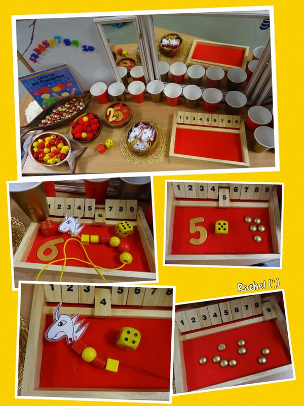 Chinese new year math opportunity and eyfs for Chinese in the area