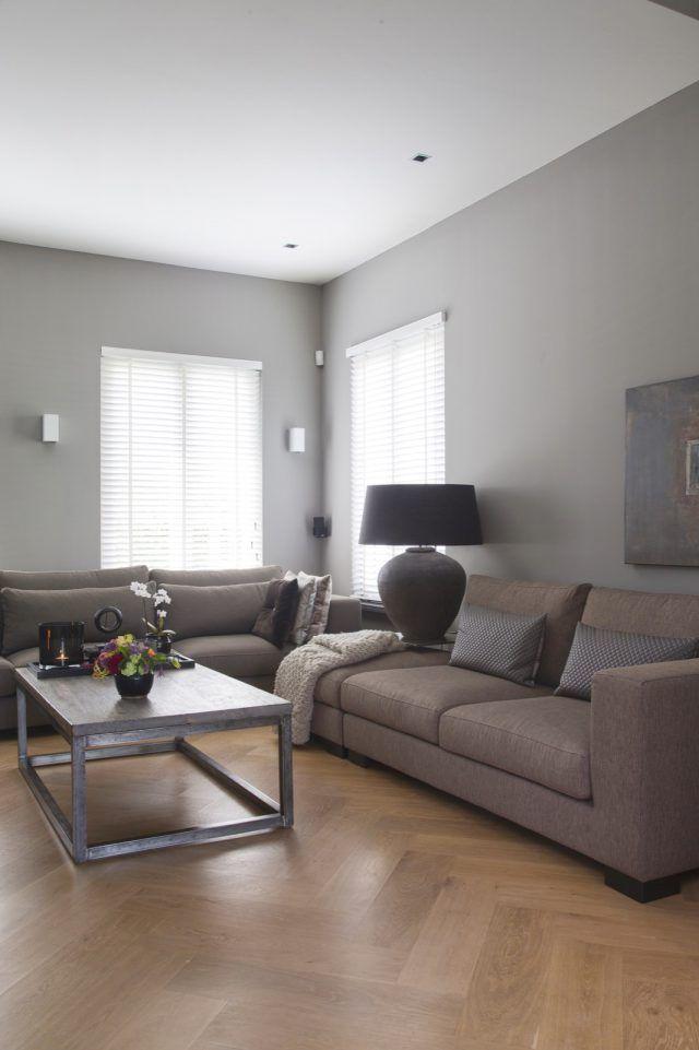 Luxe woonkamer ontwerp met design meubels   Huis   Pinterest - Luxe ...
