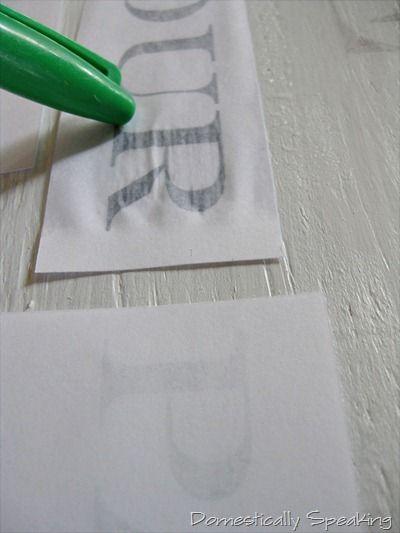 comment faire un transfert d 39 image bois id es de r cup ration. Black Bedroom Furniture Sets. Home Design Ideas