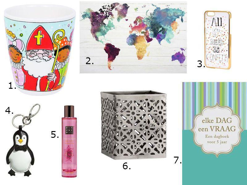 Sinterklaas Cadeau Tips I Imarjoleine