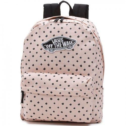 e8025e7156 Plecak Vans Realm Backpack Sepia Shibori Dot 22L