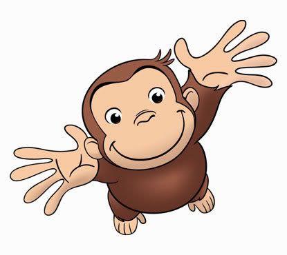 Mono jorge el curioso  Imagui  cumple de mono jorge  Pinterest