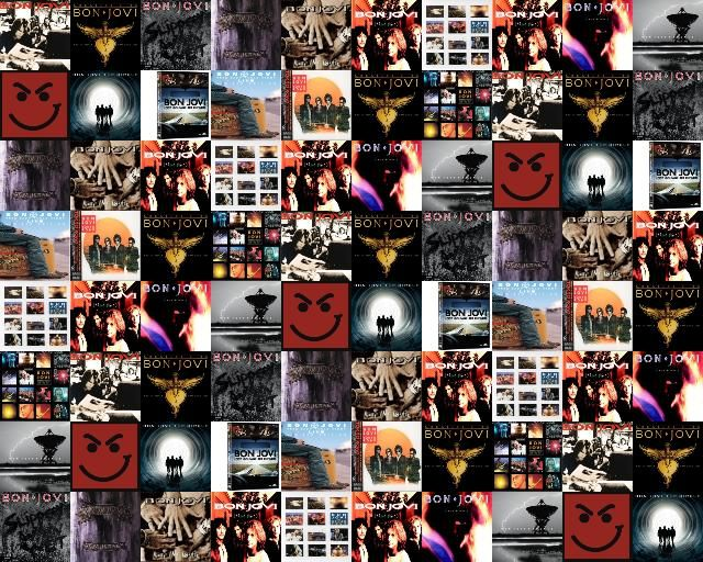 Bon Jovi Logo Wallpaper Hard Rock Hard Rock Music Illustration