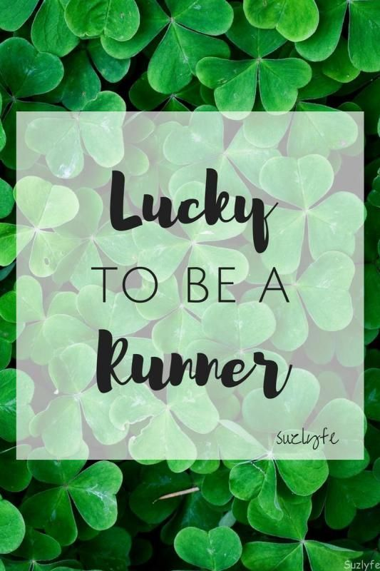 Lucky to be a Runner @suzlyfe http://suzlyfe.com/lucky-to-be-a-runner/