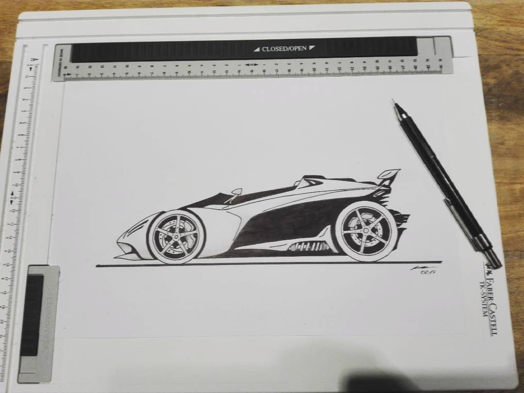 Kurvenauto Cardesign Car Radikal Superfast Drawn Auto Sportwagen Kurvenfahrzeug Cardesign Auto Radikale Super In 2020 Auto Zeichnen Autos Sportwagen