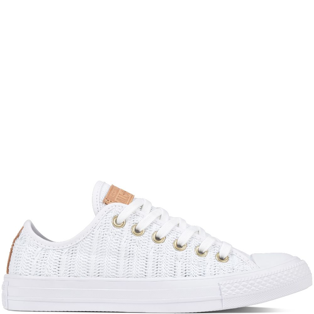 6f2dbe793f8b Chuck Taylor All Star Herringbone Mesh White Tan Mouse white tan mouse