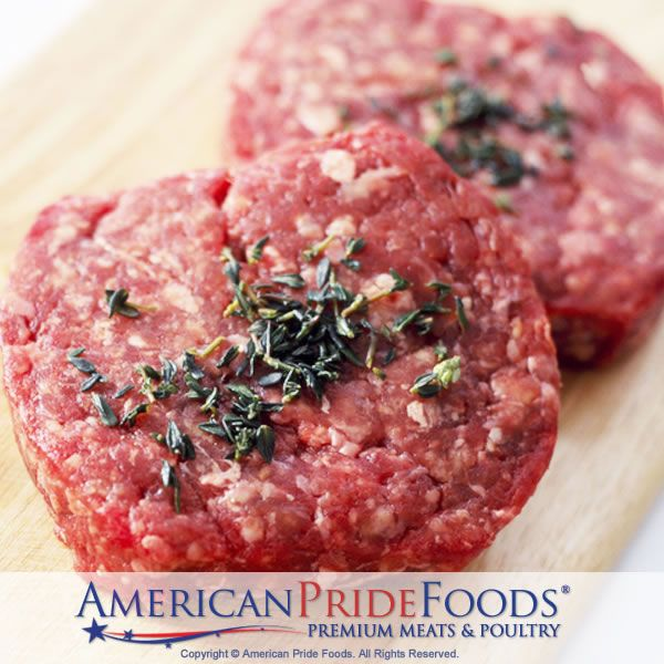 how to cook ground buffalo meat