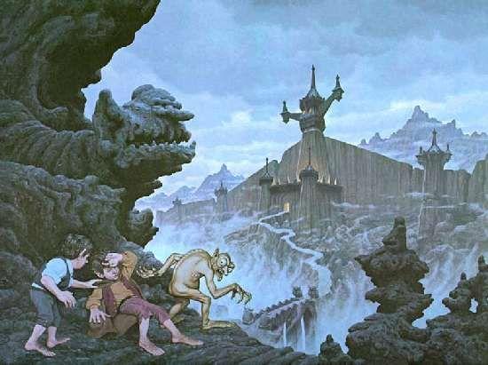 Lord Of The Rings Greg Tim Hildebrandt O Senhor Dos Aneis Tolkien Rabiscos Aleatorios