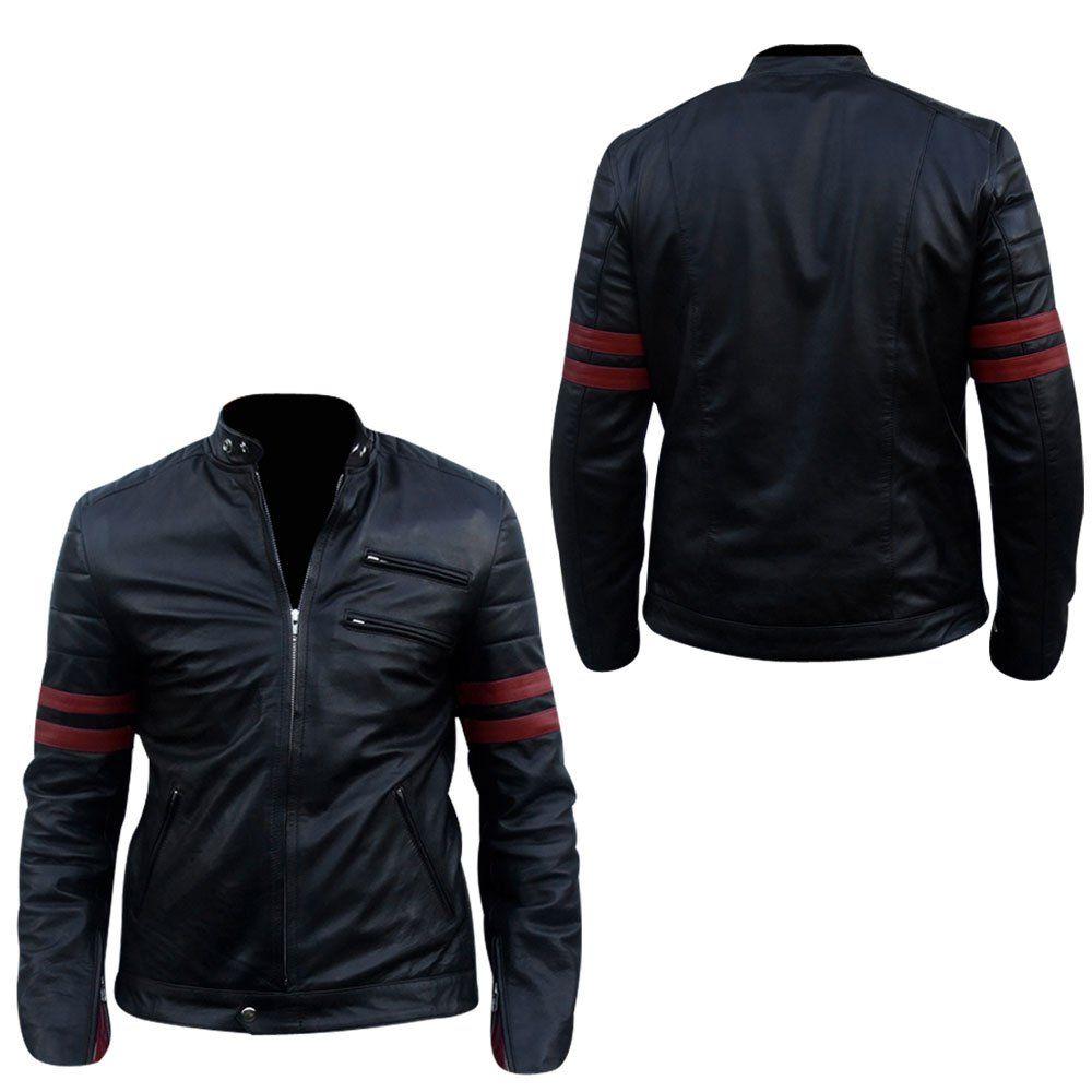 Leather jacket (soft sheep skin)