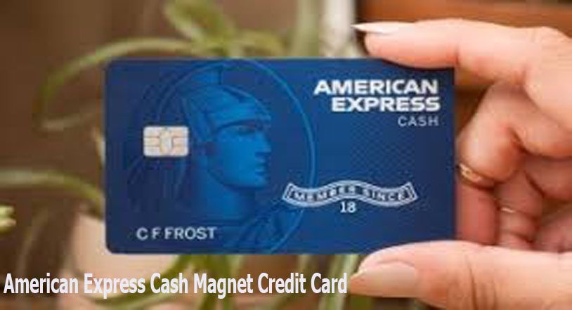American Express Cash Magnet Credit Card - How to Apply (With