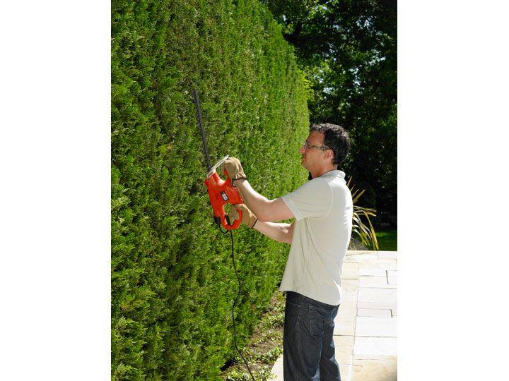 Tuingereedschap - Heggenscharen - 450W Heggenschaar - BLACK+DECKER™ Garden Tools…
