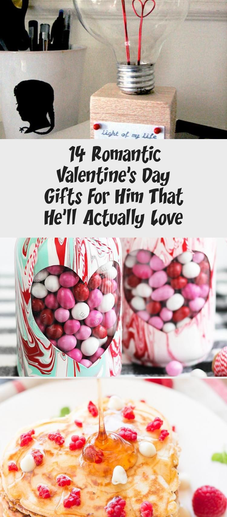 14 romantic valentines day gifts for him that hell