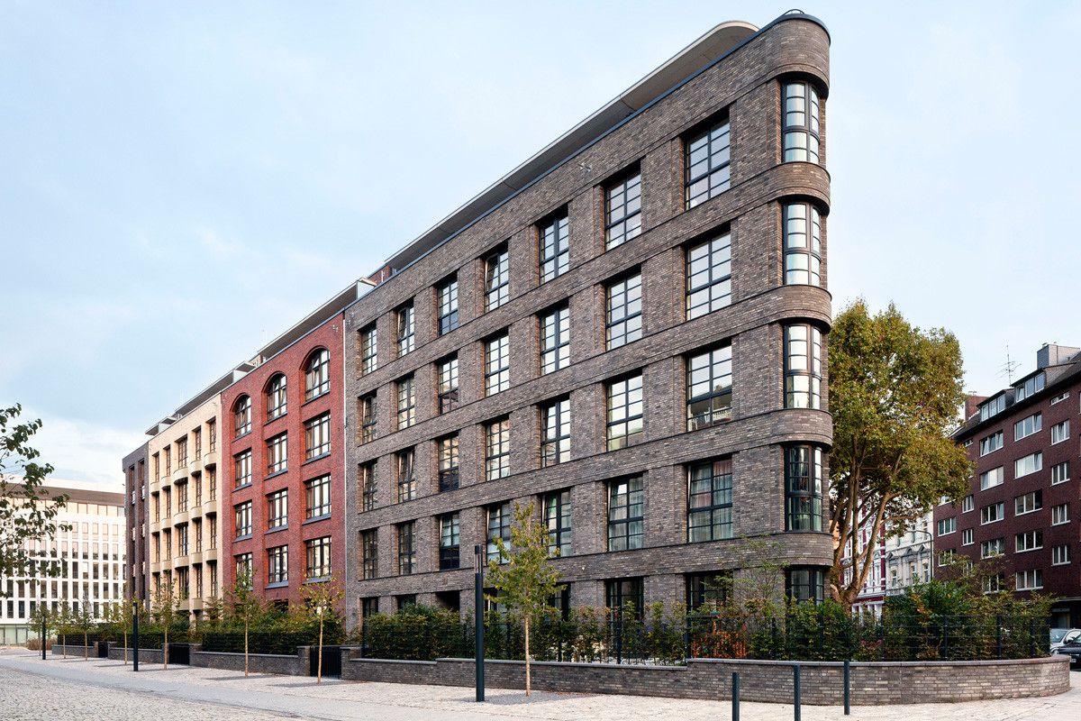New York Village Moderne Architektur Eckhaus Und Architektur