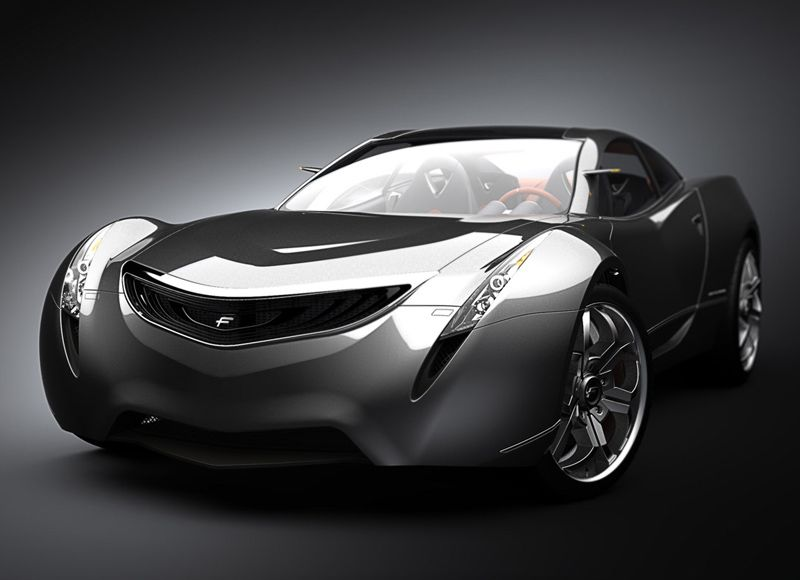 Ferrante Design V Concept Is Exactly What An Italian Muscle Car