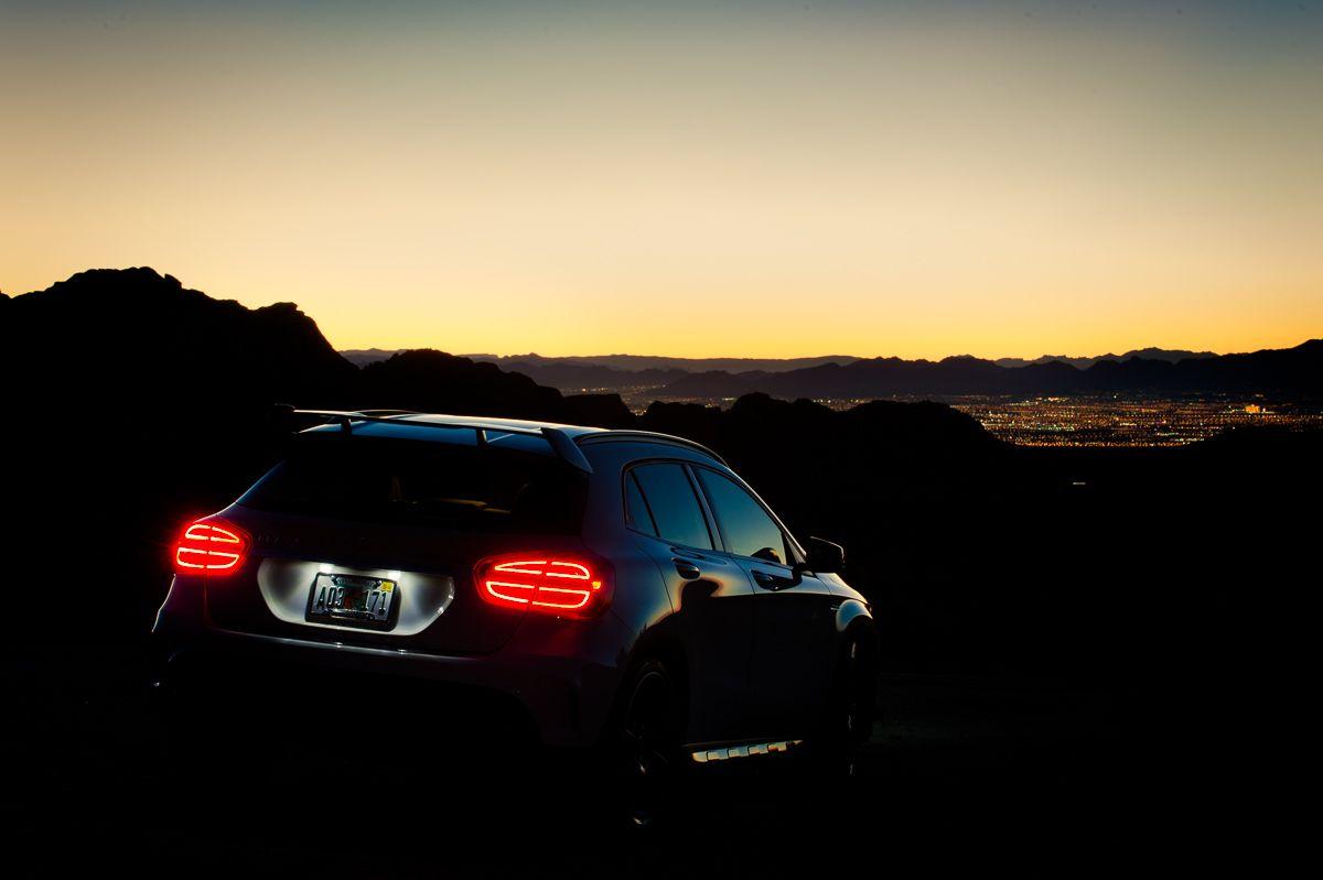 2015 Mercedes-Benz GLA 45 AMG / Las Vegas