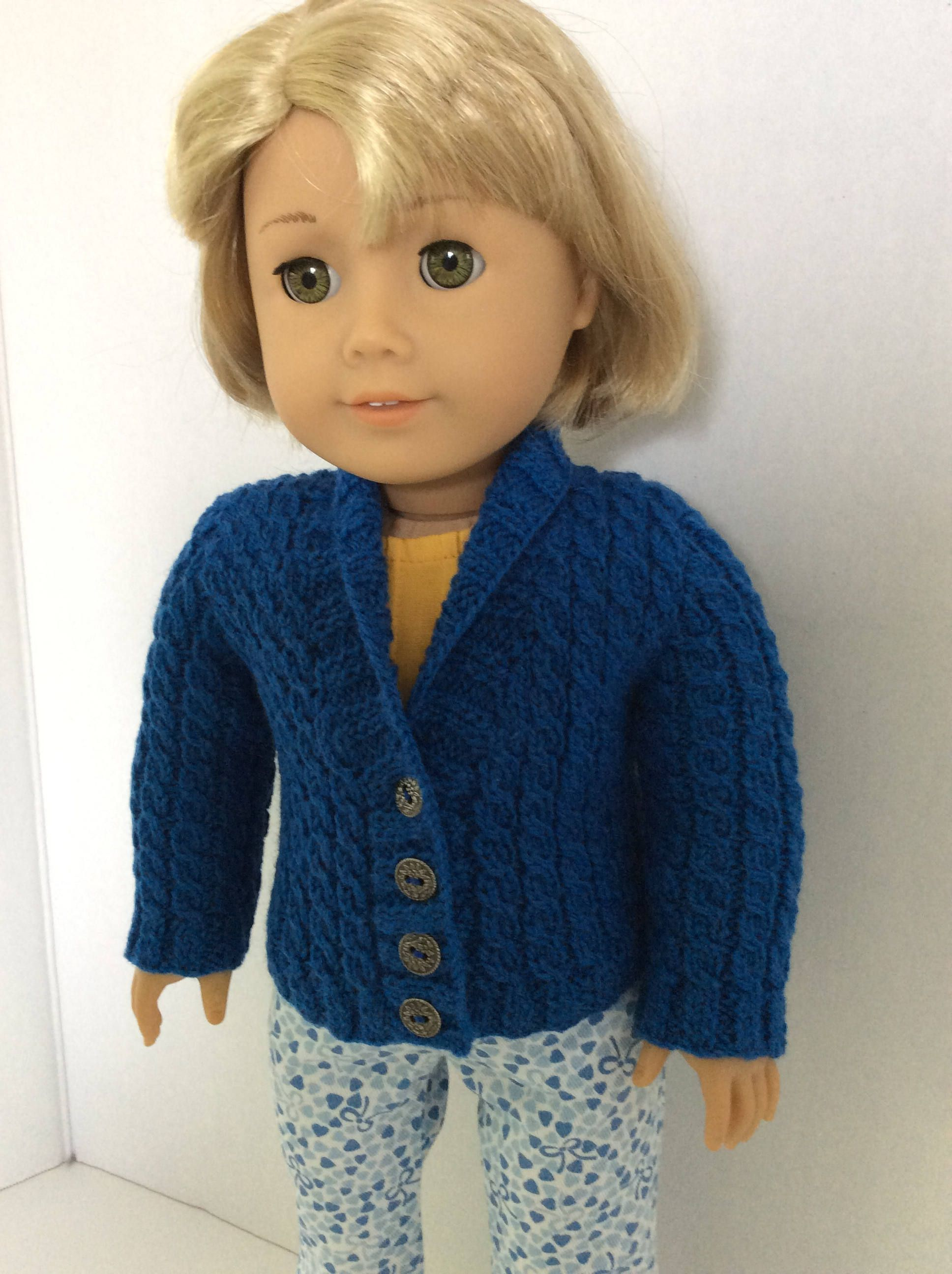 Attire18 | Hand knitted sweaters, Doll clothes american ...
