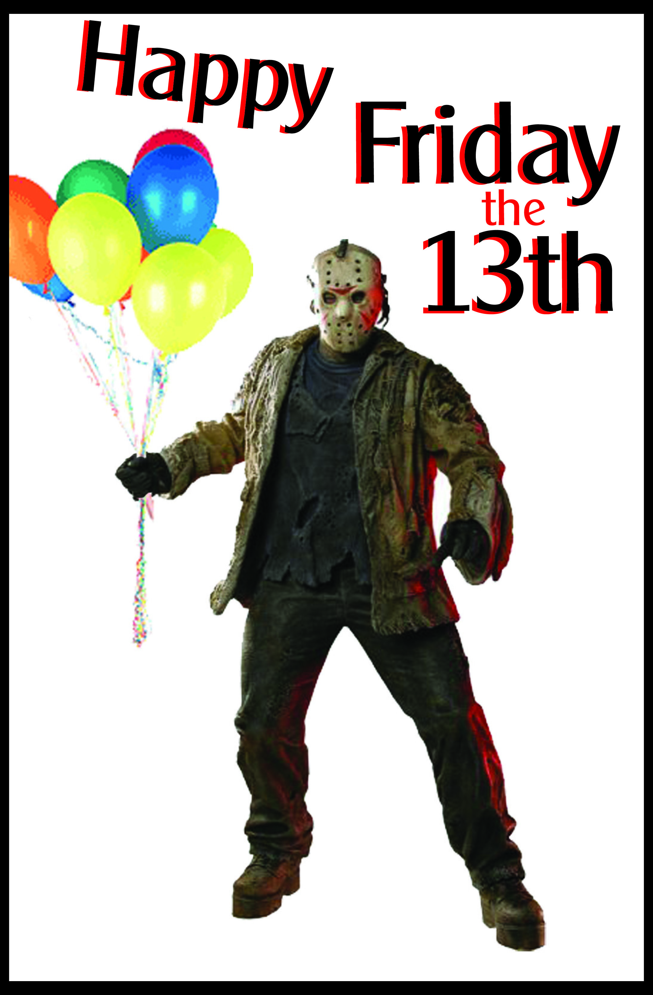 Friday The 13th Birthday Meme