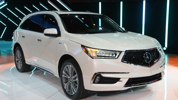 2017 Acura Cdx First Look And Interior Design 201720182019 Car