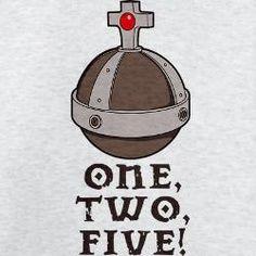 1 2 5 3 Sir Monty Python Mugs Antioch