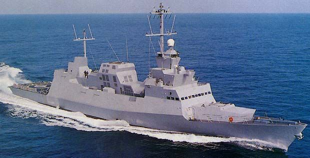 Israeli Navy New Ships   The Sa'ar 5 is a stable, high-speed
