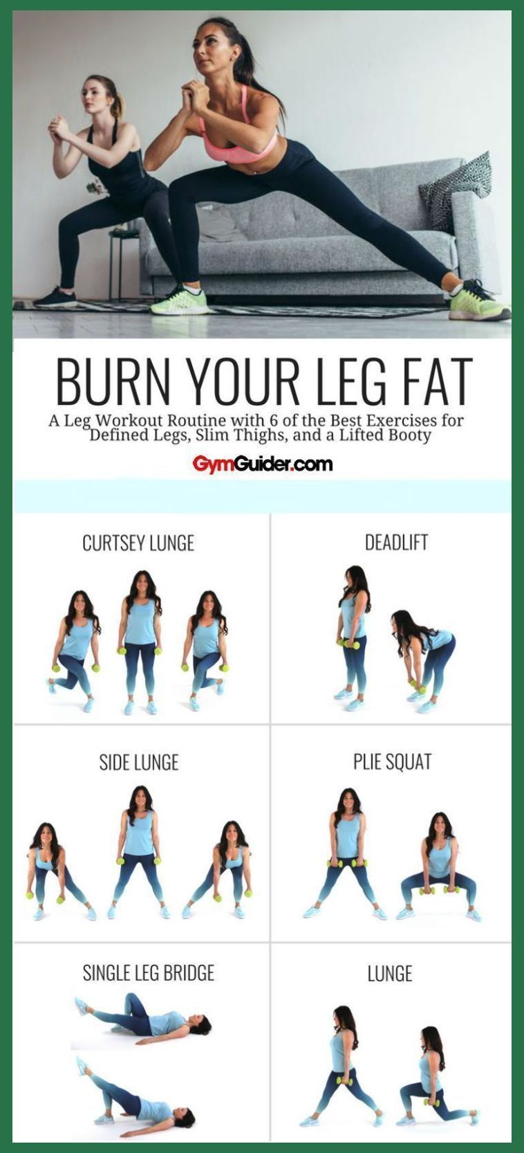 Thigh Workout Tips For Women Exercises That You Should Do For Your Thighs Stairs Workout Floor Workouts Lower Body Workout