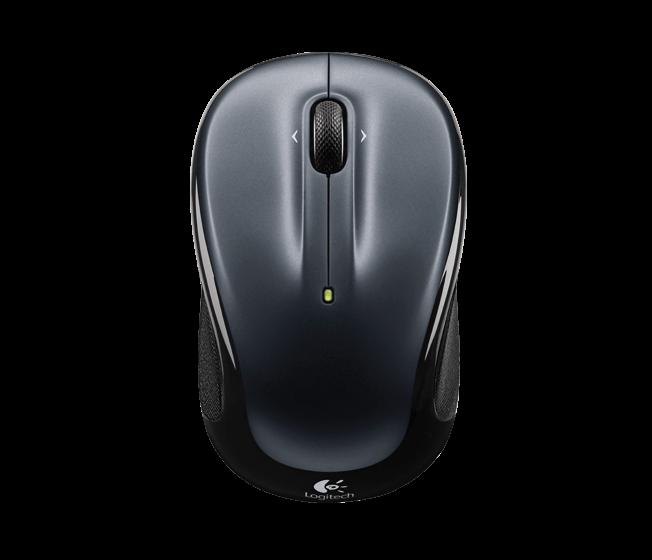 Logitech Mouse Wireless Mouse M325 No Lang Citrus Cooler