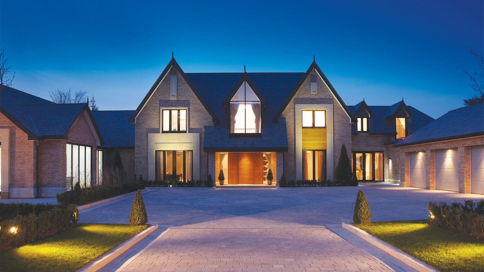 Seven torkington road wilmslow exterior modern house plans modern house design dream