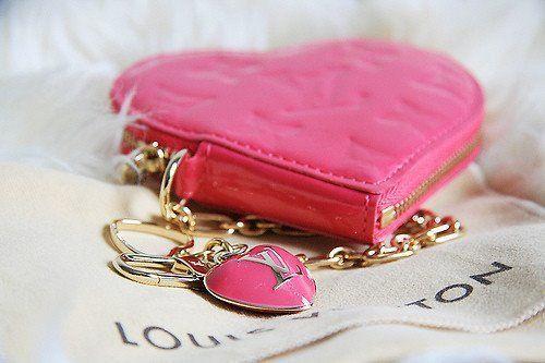 Louis Vuitton sweetheart