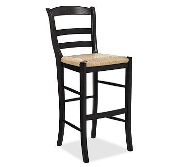 Isabella Barstool Counter Height Tuscan Chestnut Stain