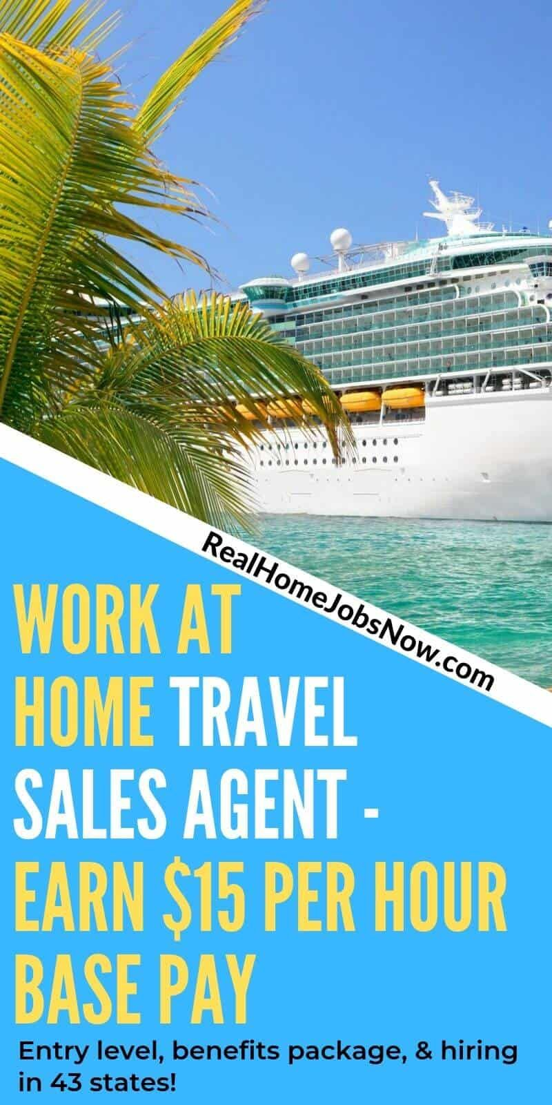 World Travel Holdings Travel Sales Agent Hiring Now in